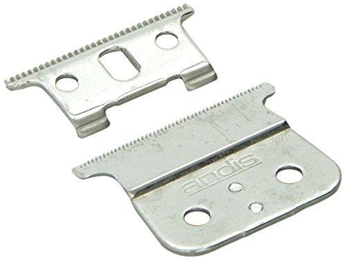 Andis Juego de cuchillas T de repuesto para cortadora T-Outliner, 0.1401 kg, 040102045219