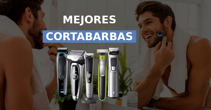 Cortabarbas y afeitadoras de barba