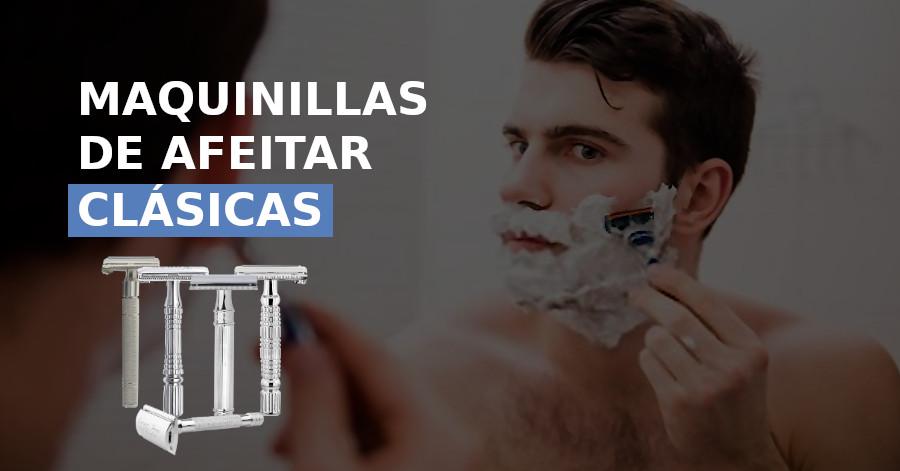 Maquinillas de afeitar clásicas