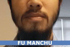 BIGOTE FU MANCHU