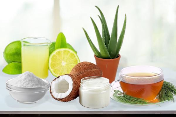tratamientos naturales para quitar la caspa en la barba