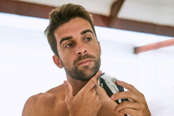 cuidado de la barba CORTA