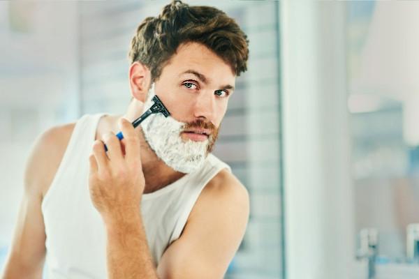 cuidado de la barba de manera natural