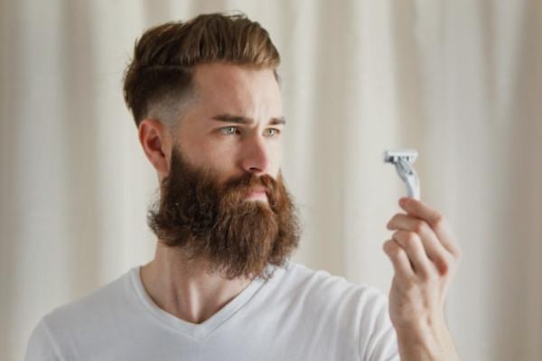 cuidado de la barba según su longitud