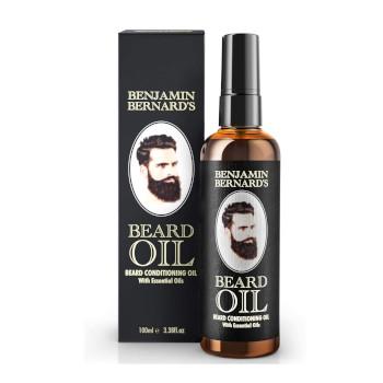 Aceite de Barba de Benjamin Bernard