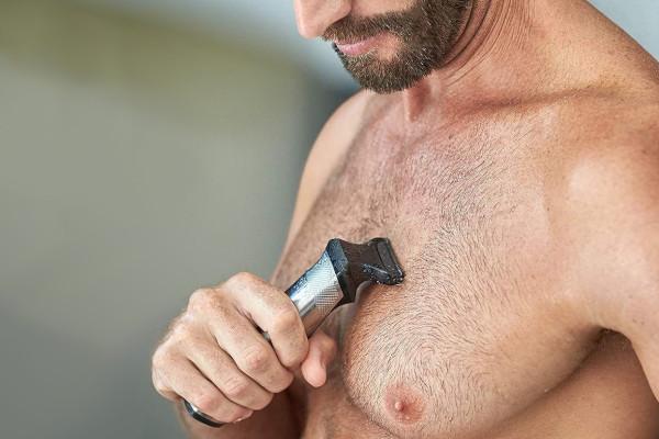 Una afeitadora multinfunción sirve para barba y cuerpo