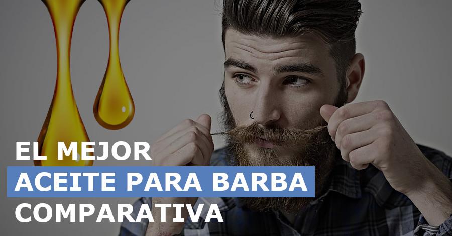 los mejores aceites para la barba