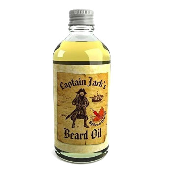 Captain Jack's Beard Oil