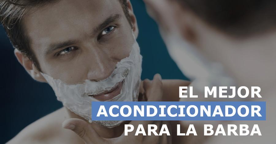 El mejor acondicionador para la barba