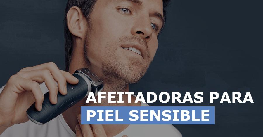 Afeitadoras para piel sensible