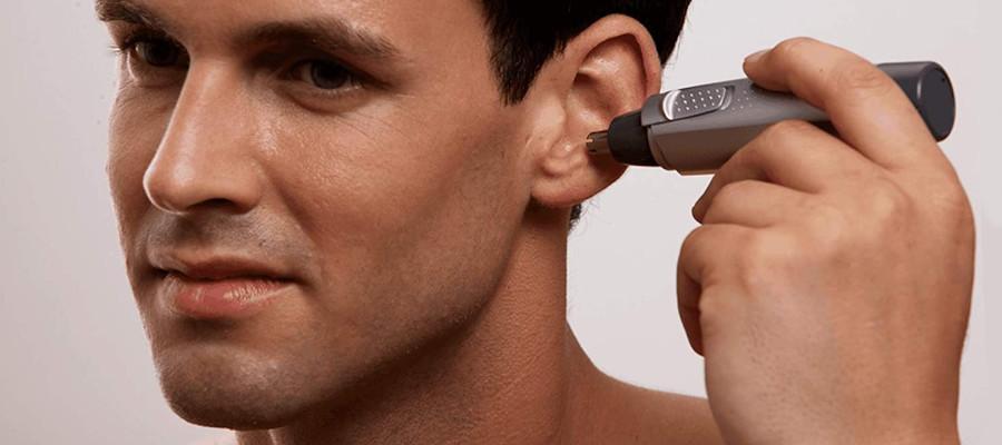 Elegir un buen cortapelos de nariz y orejas