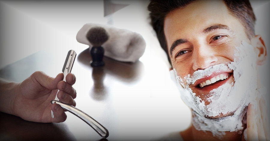navaja para afeitar barata