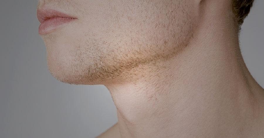 Cómo arreglar la barba poco poblada