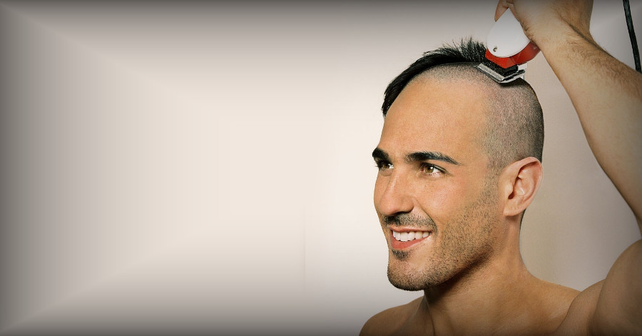 Afeitarse la cabeza